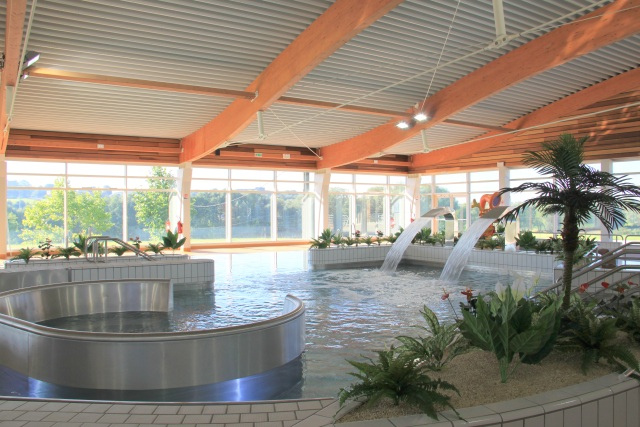 piscine le cateau